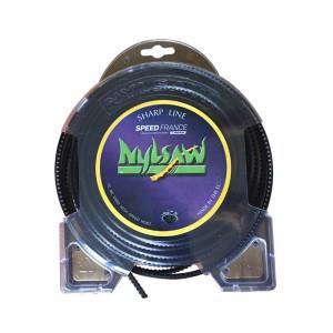 Coque fil nylsaw (21 m) ø :...