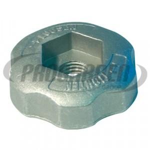 Ecrou aluminium (pour tête SPEEDY)
