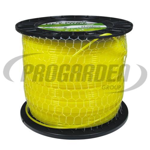 Bobine fil nylon rond (2,0 kg) ø : 3,0 mm