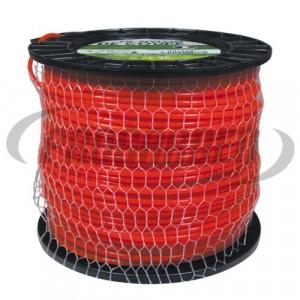 Bobine fil nylon rond (2,0 kg) ø : 4,0 mm