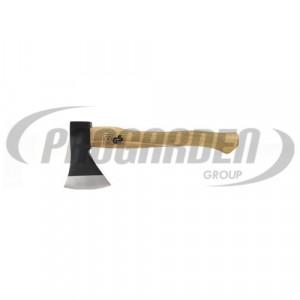 Hache METALLO1250 gr. manche en bois