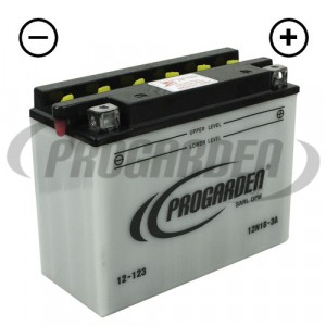 Batterie 12N18-3A (livrée avec acide)