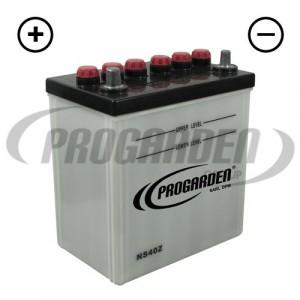 Batterie NS40-Z (+ à gauche)