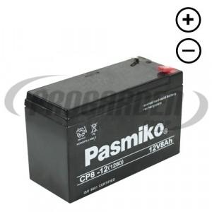 Batterie CP8-12