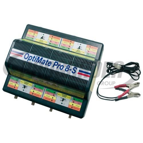 Chargeur de batteries Optimate Pro 8