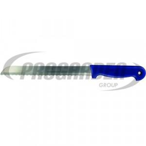 Couteau à pain METALLO HACCP 20 cm, budget, bleu
