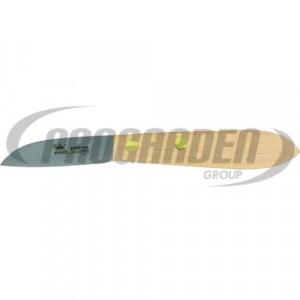 Couteau METALLO 6.5 cm, acier C60, bois