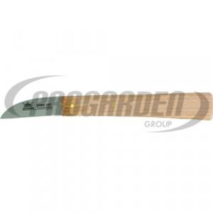 Couteau METALLO 4 cm, acier C60, bois