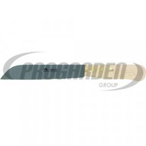 Couteau à chou METALLO 18 cm, acier C60, bois