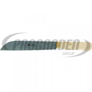 Couteau à chou METALLO 20 cm, acier C60, bois