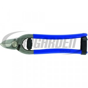 Coupe-fil METALLO 20 cm, bleu
