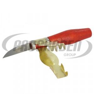 Racloir à épines de roses METALLO, Dornefix avex couteau
