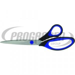 Ciseaux de maison METALLO 21.5 cm, noir/bleu