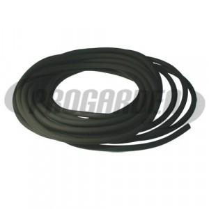 Durite caoutchouc noire ø : 5 mm, long. : 10 m