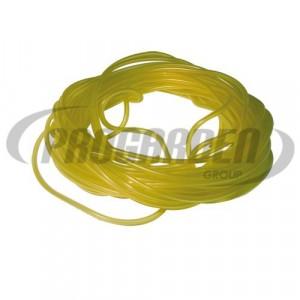 Durite translucide ø : 2 mm, long. : 10 m