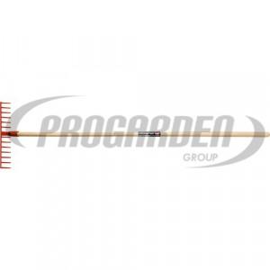 Râteau béton-bitumes 460mm/14d a/ma 1,35m