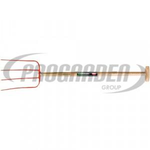 Fourche à fumier 4d 320x220mm ma-T 95cm