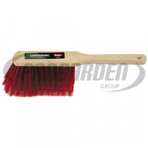 Brosse à main 320mm elaston rouge