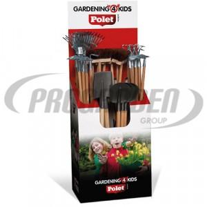 Display gardening 4 kids plein (46 pcs)