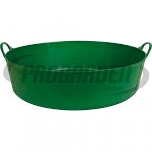 Tubtrug 35l h16-ø57 (vert) shallow