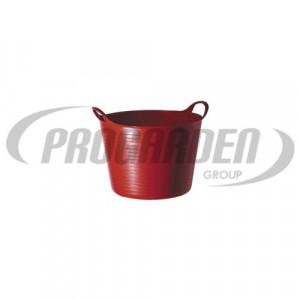 Tubtrug L 42l h33-ø45 (rouge)
