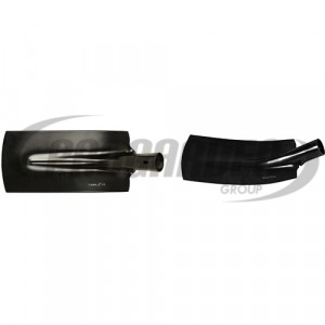 Prof.pelle pose cable 140/290mm