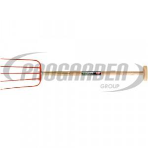 Fourche à fumier 5d 320x250mm ma-T 95cm