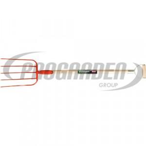 Fourche à fumier 5d 320x250mm ma-D 95cm
