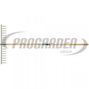 Râteau alu 17d/760mm prof a/ma 1,5m