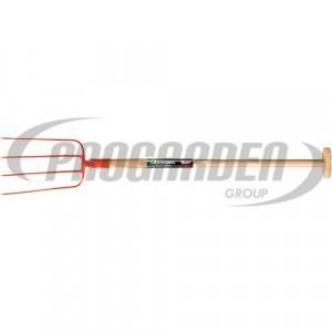 Fourche à fumier 4d 320x220mm ma-T 1m