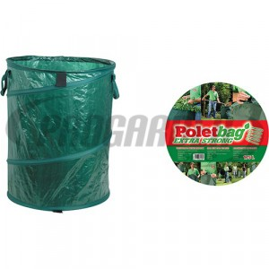 Polet bag pop up 175l - ø56cm h:71cm