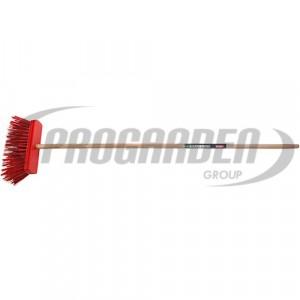 Balai canton.300mm FSC 100% PVC longue a/ma 1,5m
