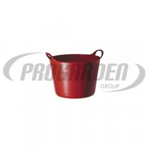 Tubtrug M 26l h30-ø39 (rouge)