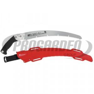 Scie ARS Pro 60  cm + étui, rouge/noir
