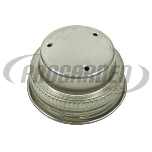 Bouchon d'essence (métal)