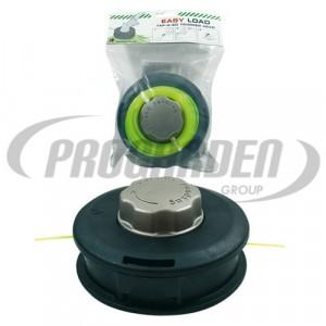 Tête de débroussailleuse easy load M8 x 1.25 LH.M. (pour EFCO)