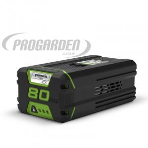 Batterie 80v 4ah Greenworks