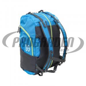 FALESIA  BACK-PACK  - 45 L  Practical rope bag  - Light blue / Black