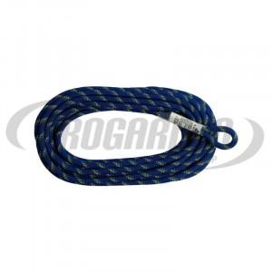 Drisse 11mm lg. 50m + 1 boucle avec noeud + noeud d'arrêt - ANTEC