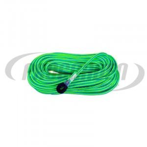 Drisse américaine liana diam. 12 mm lg.20 M - 1 boucle - ANTEC