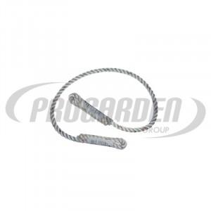 Nœud Prussik 2 boucles cousues diam 12mm lg.0,85m - ANTEC