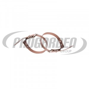 Sangles en cuir pour grimpettes articulées - ANTEC