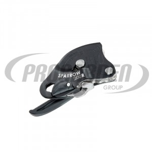 SPARROW 200 R  BLACK rescue descender for lowering two Persons