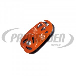 GRIZZLY  Openable flange safety catch. WLL 16kn-8kN+8kN