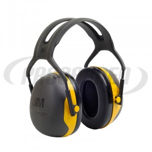 Casque antibruit Peltor X2 jaune