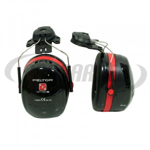 Anti-bruit Peltor Optime III pour casque forestier