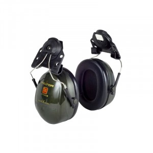 Anti-bruit Peltor Optime II pour casque forestier