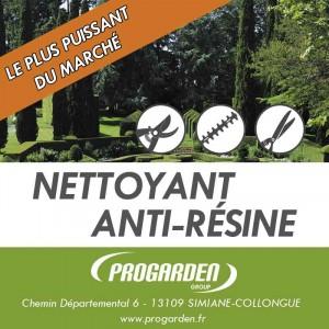 Nettoyant anti-résine (5L)