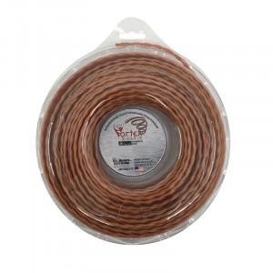 Coque fil nylon Vortex (70,1 m) ø : 2,4 mm
