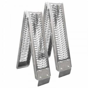 Rampe pliable en acier (longueur : 190 cm, largeur : 22 cm)